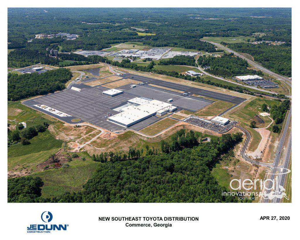 S.E.T. Commerce facility